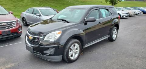 2014 Chevrolet Equinox for sale at Gallia Auto Sales in Bidwell OH