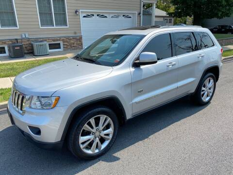 2011 Jeep Grand Cherokee for sale at Jordan Auto Group in Paterson NJ