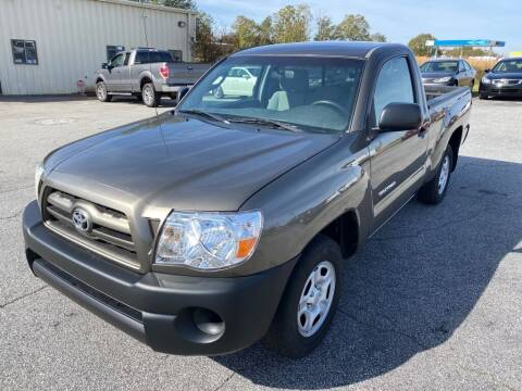 2010 Toyota Tacoma for sale at Brewster Used Cars in Anderson SC