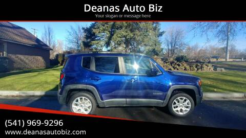 2018 Jeep Renegade for sale at Deanas Auto Biz in Pendleton OR