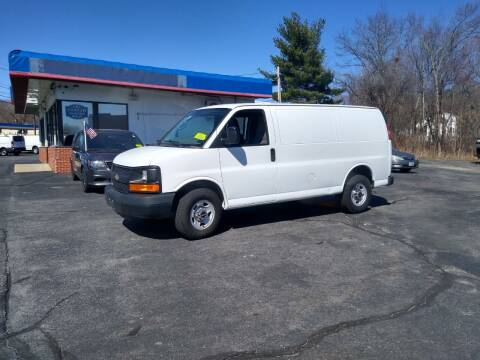 2014 Chevrolet Express Cargo for sale at 125 Auto Finance in Haverhill MA