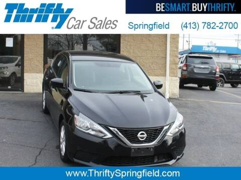2018 Nissan Sentra for sale at Thrifty Car Sales Springfield in Springfield MA