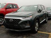 2020 Hyundai Santa Fe for sale at Cj king of car loans/JJ's Best Auto Sales in Troy MI