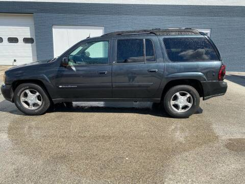 2004 Chevrolet TrailBlazer EXT for sale at Eagle Auto LLC in Green Bay WI