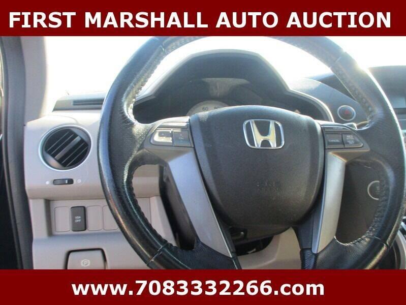 2010 Honda Pilot 4x4 EX-L 4dr SUV w/DVD - Harvey IL