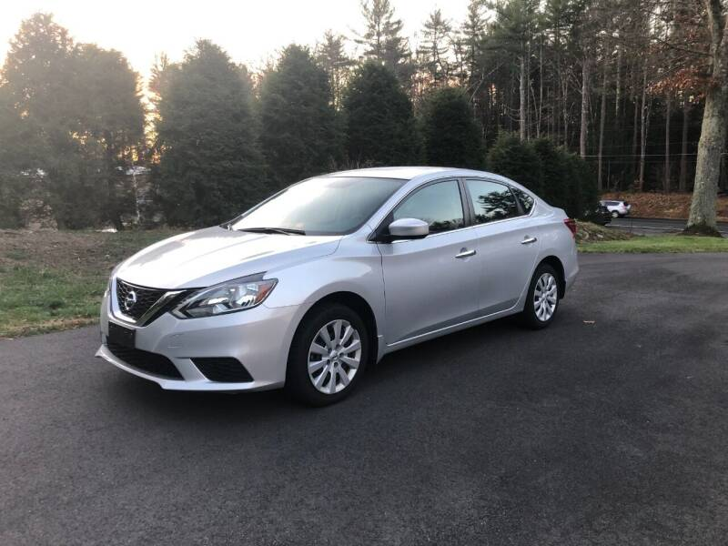 2017 Nissan Sentra for sale at DON'S AUTO SALES & SERVICE in Belchertown MA