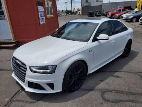 2016 Audi S4 for sale at Curtis Auto Sales LLC in Orem UT