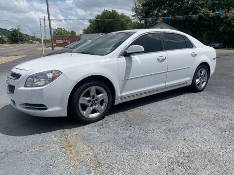 2009 Chevrolet Malibu for sale at Howard Johnson's  Auto Mart, Inc. in Hot Springs AR
