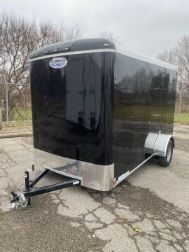 2021 Continental Cargo Tailwind 6x12 for sale at Columbus Powersports - Cargo Trailers in Columbus OH