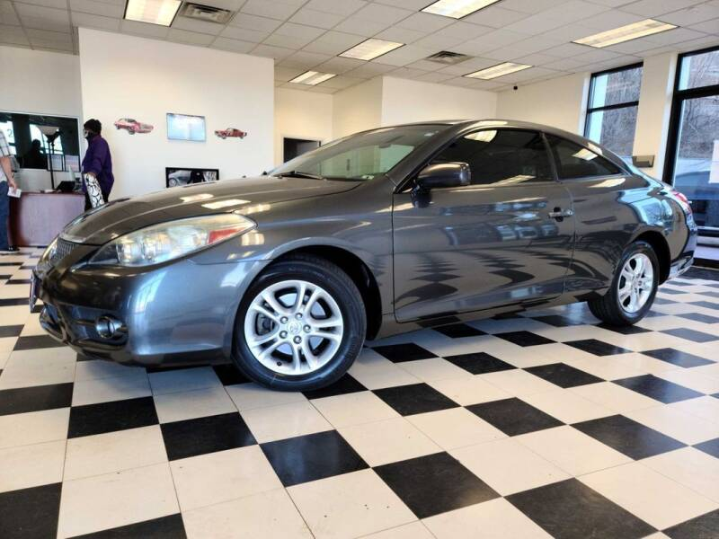 2007 Toyota Camry Solara for sale at Cool Rides of Colorado Springs in Colorado Springs CO