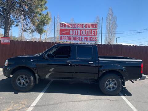 2004 Nissan Frontier for sale at Flagstaff Auto Outlet in Flagstaff AZ