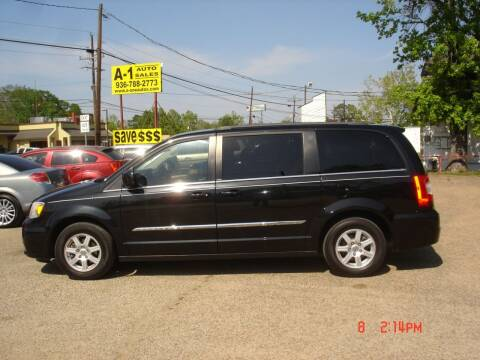 2012 Chrysler Town and Country for sale at A-1 Auto Sales in Conroe TX