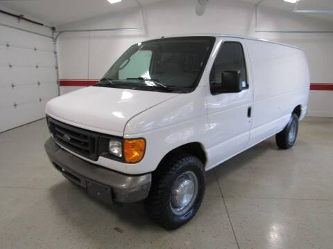 2006 Ford E-Series Cargo for sale at Superior Auto Sales in New Windsor NY