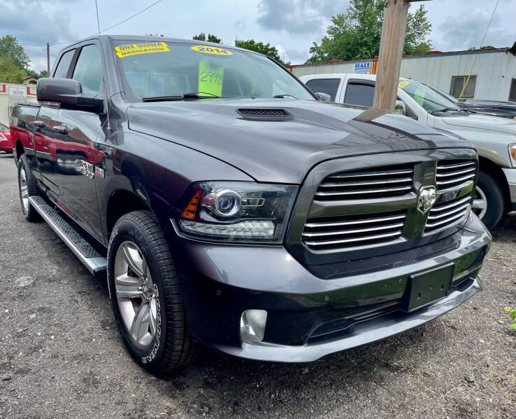 2014 RAM Ram Pickup 1500 for sale at Mayer Motors of Pennsburg in Pennsburg PA