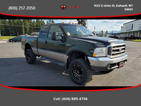 1999 Ford F-250 Super Duty for sale at Auto Solutions in Kalispell MT