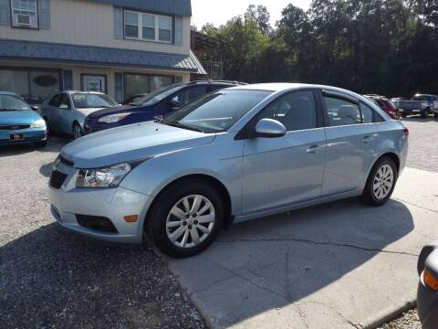 2011 Chevrolet Cruze for sale at Country Side Auto Sales in East Berlin PA