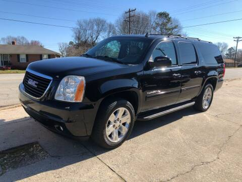 2011 GMC Yukon XL for sale at E Motors LLC in Anderson SC