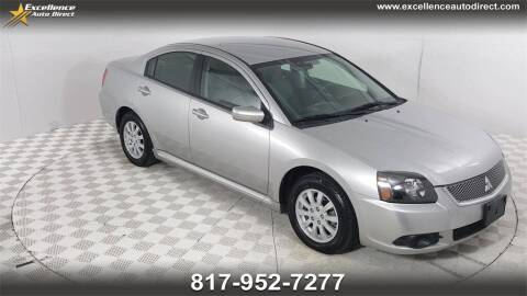 2010 Mitsubishi Galant for sale at Excellence Auto Direct in Euless TX