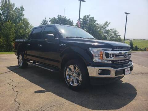 2020 Ford F-150 for sale at Vance Fleet Services in Guthrie OK