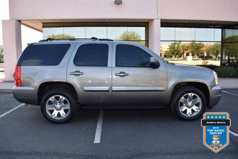 2007 GMC Yukon for sale at GOLDIES MOTORS in Phoenix AZ