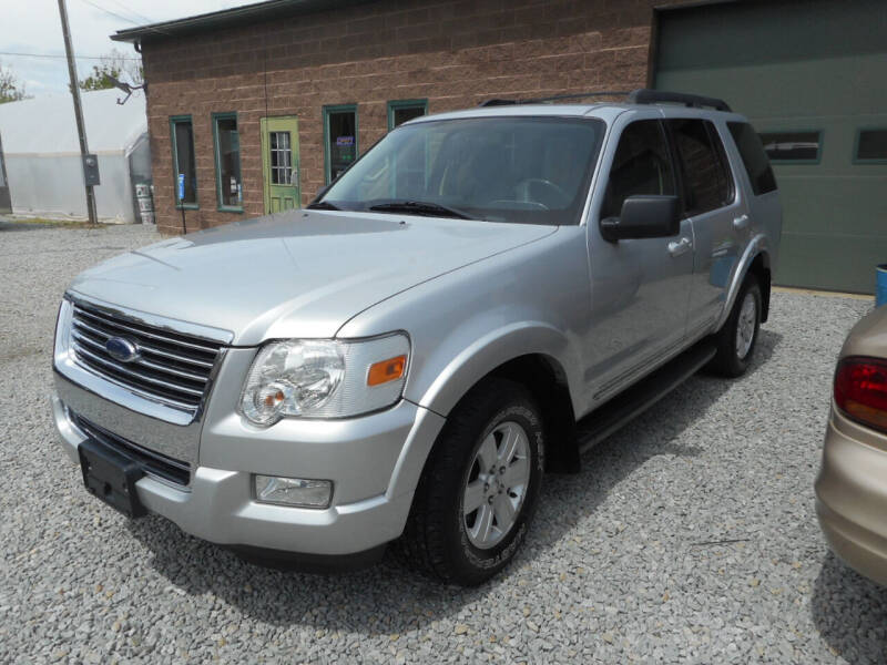2010 Ford Explorer for sale at Sleepy Hollow Motors in New Eagle PA