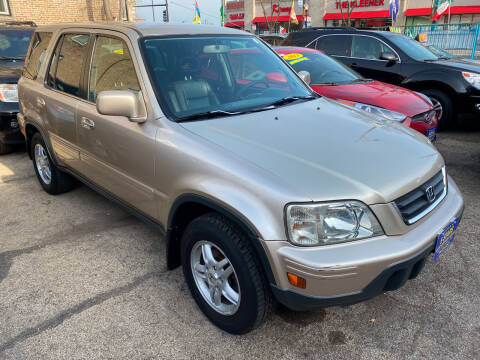2000 Honda CR-V for sale at 5 Stars Auto Service and Sales in Chicago IL