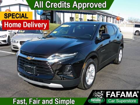 2020 Chevrolet Blazer for sale at FAFAMA AUTO SALES Inc in Milford MA