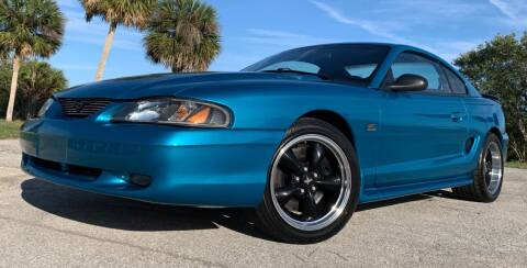 1995 Ford Mustang for sale at PennSpeed in New Smyrna Beach FL