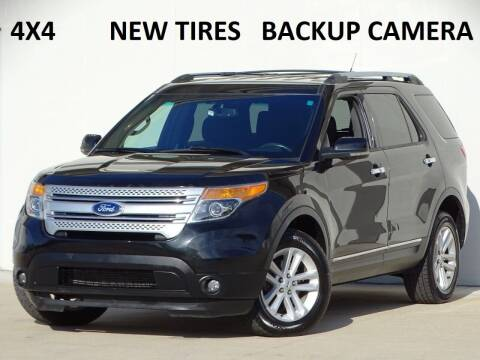 2013 Ford Explorer for sale at Chicago Motors Direct in Addison IL