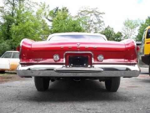1961 Dodge Polara for sale at Haggle Me Classics in Hobart IN