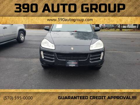 2009 Porsche Cayenne for sale at 390 Auto Group in Cresco PA
