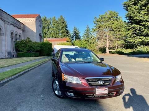 2006 Hyundai Sonata for sale at EZ Deals Auto in Seattle WA