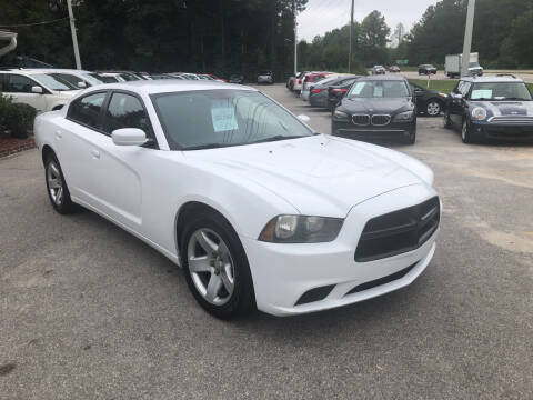 2012 Dodge Charger for sale at Galaxy Auto Sale in Fuquay Varina NC