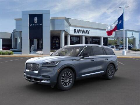 2021 Lincoln Aviator for sale at BAYWAY Certified Pre-Owned in Houston TX