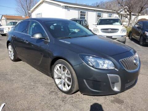 2012 Buick Regal for sale at Paramount Motors in Taylor MI
