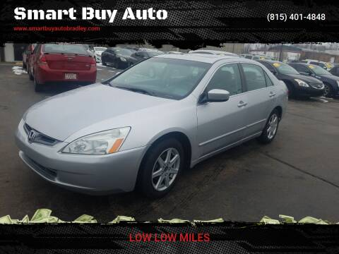 2004 Honda Accord for sale at Smart Buy Auto in Bradley IL