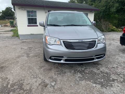 2016 Chrysler Town and Country for sale at Excellent Autos of Orlando in Orlando FL