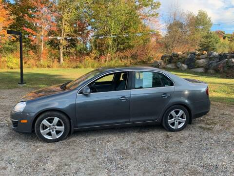 2008 Volkswagen Jetta for sale at Hart's Classics Inc in Oxford ME