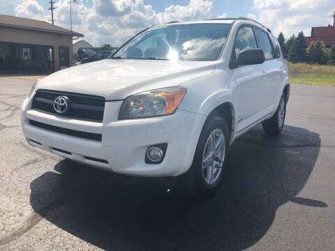 2010 Toyota RAV4 for sale at Mike's Budget Auto Sales in Cadillac MI