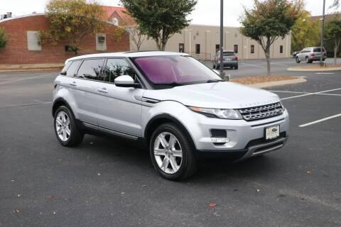 2014 Land Rover Range Rover Evoque for sale at Auto Collection Of Murfreesboro in Murfreesboro TN
