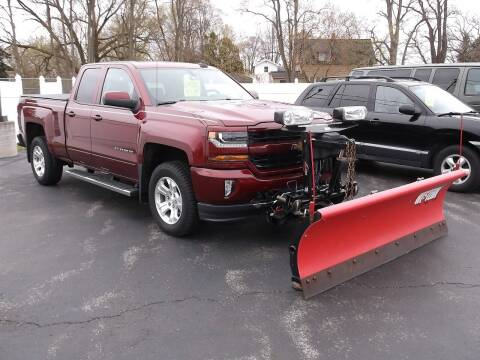 2016 Chevrolet Silverado 1500 for sale at Victorian City Car Port INC in Manistee MI