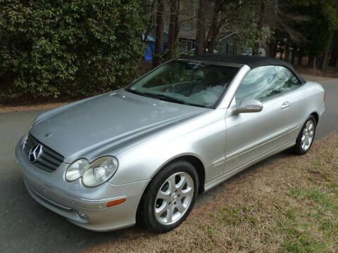 2004 Mercedes-Benz CLK for sale at Templar Auto Group in Matthews NC
