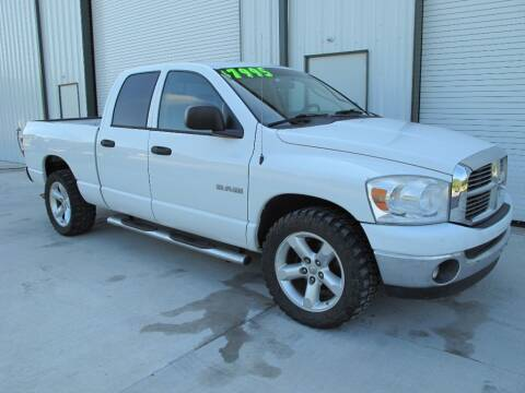 2008 Dodge Ram Pickup 1500 for sale at Deaux Enterprises, LLC. in Saint Martinville LA