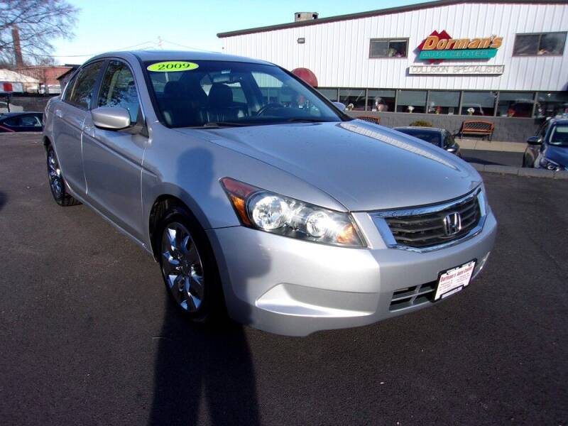 2009 Honda Accord for sale at Dorman's Auto Center inc. in Pawtucket RI