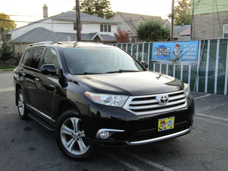 2011 Toyota Highlander for sale at The Auto Network in Lodi NJ