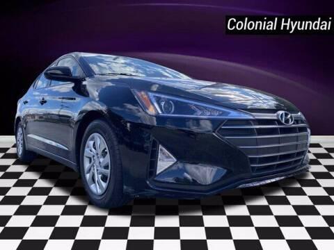 2019 Hyundai Elantra for sale at Colonial Hyundai in Downingtown PA