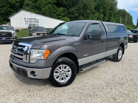 2011 Ford F-150 for sale at Rt 33 Motors LLC in Rockbridge OH