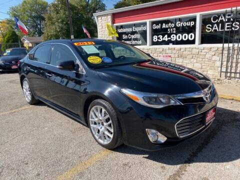 2013 Toyota Avalon for sale at GOL Auto Group in Austin TX