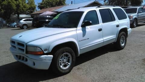 2000 Dodge Durango for sale at Larry's Auto Sales Inc. in Fresno CA