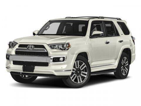 2017 Toyota 4Runner for sale at BEAMAN TOYOTA in Nashville TN